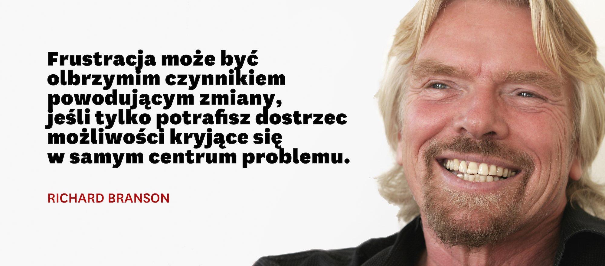 8 wskazówek Richarda Bransona dla liderów