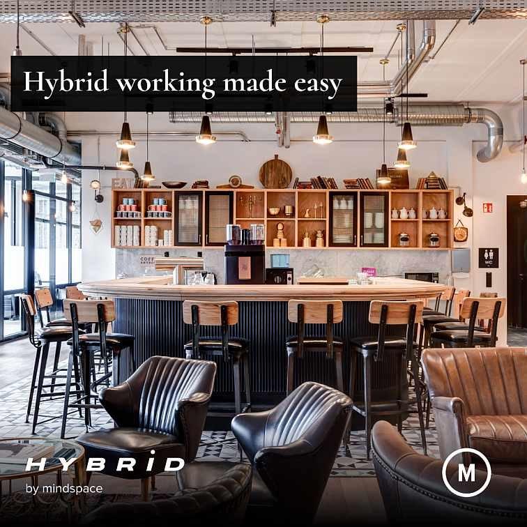 Mindspace wprowadza rozwiązania hybrydowe!