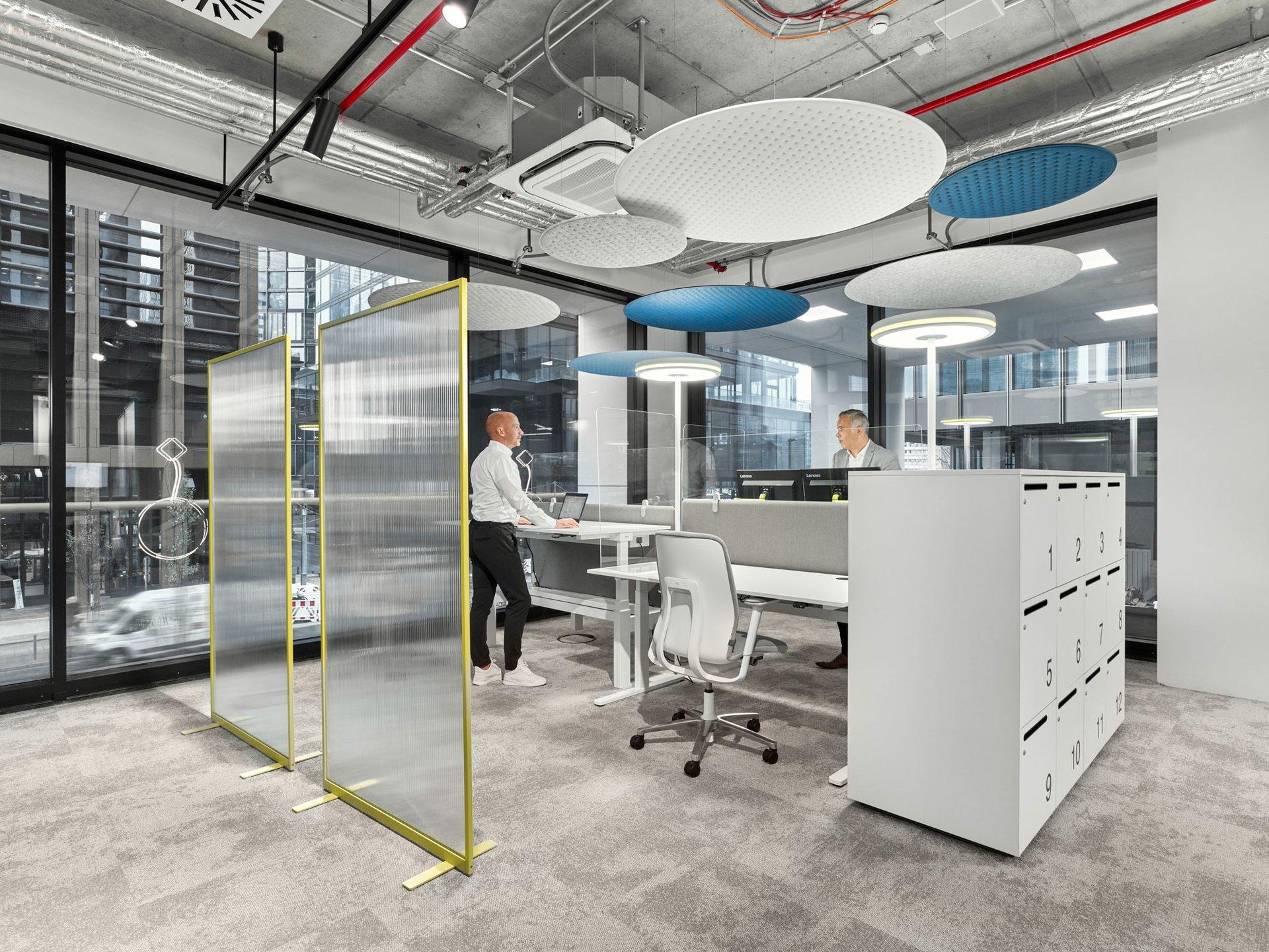 Pandemia zmienia przestrzenie biurowe