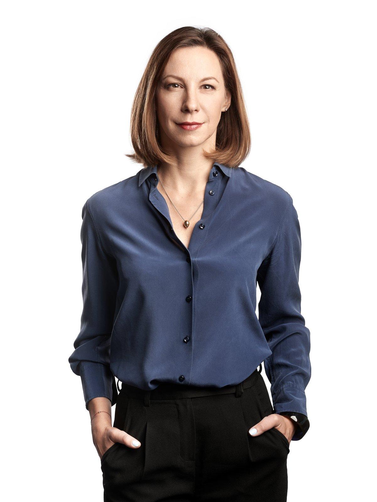 Aniela Hejnowska, członkini zarządu Microsoft wPolsce