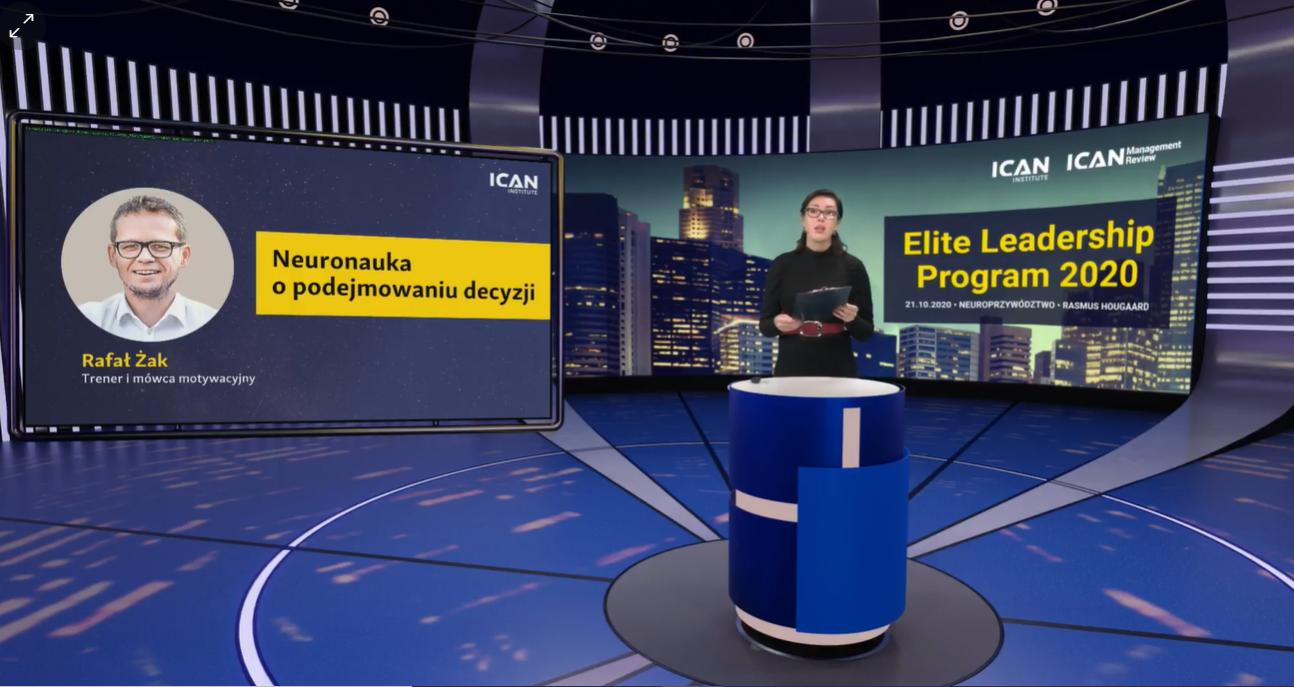 NEUROPRZYWÓDZTWO – konferencjazcyklu Elite Leadership Program 2020 – RELACJA