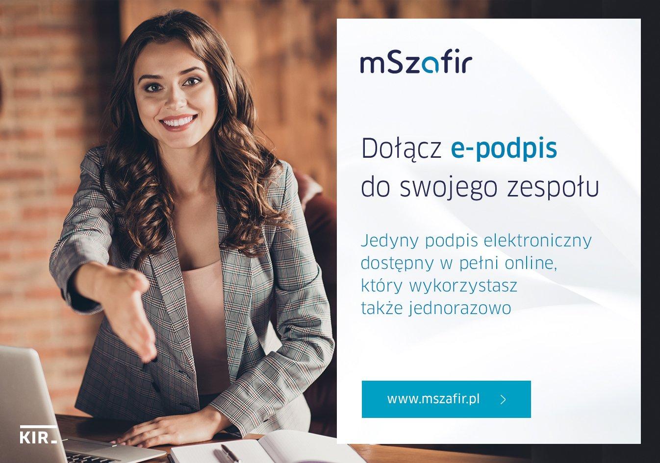 E-podpis sposobem na sprawne funkcjonowanie firm