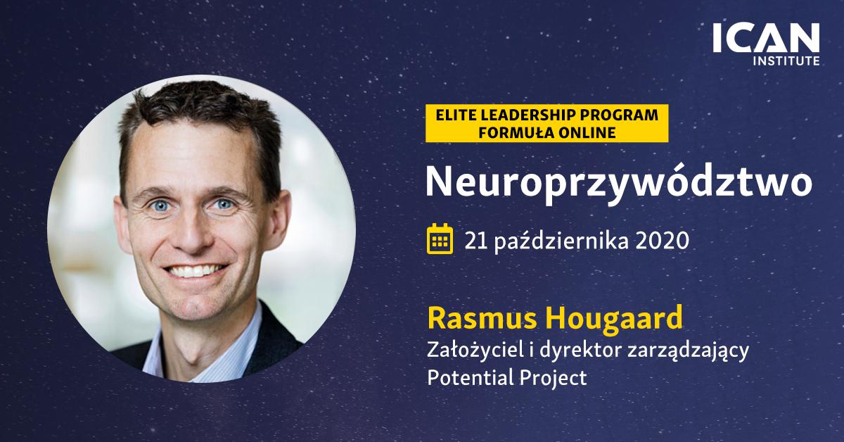 Rasmus Hougaard: Neuroprzywództwo wbiznesie izarządzaniu