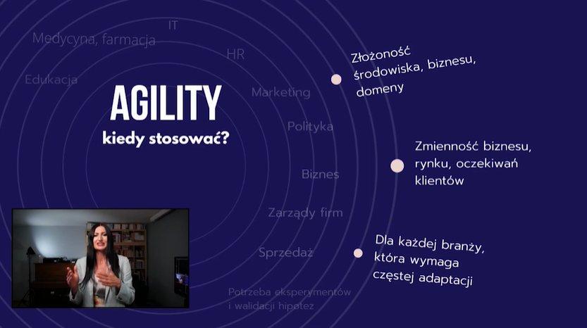 Co oznacza Agility dla organizacji?