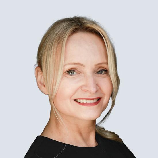 Izabela Stachurska, Ekspert i wykładowca ICAN Institute