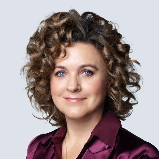 Anna Rulkiewicz, Prezes Grupy LUX MED i Dyrektor Zarządzający LMG Försäkrings AB