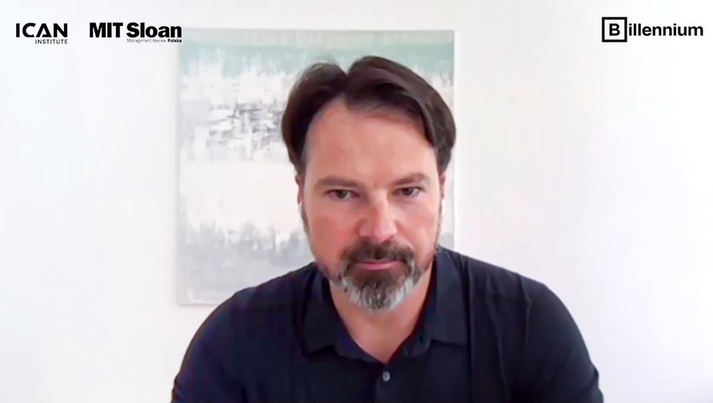 Jak praca zdalna zmienia usługi IT – wywiad wideo zBartoszem Łopińskim, prezesem Billennium