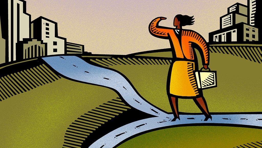 Pandemia uderzyła najmocniej wprzedsiębiorczość kobiet