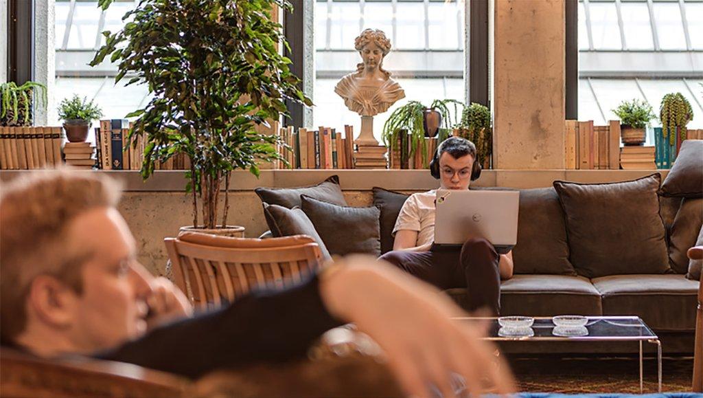 Webinarium Mindspace: Rewolucja wmiejscu pracy