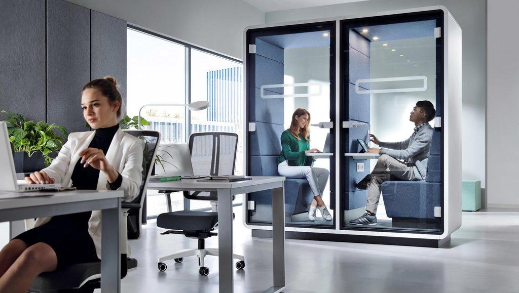 """Biura w""""nowej normalności"""" będą bardziej elastyczne idopasowane do nowych funkcji"""