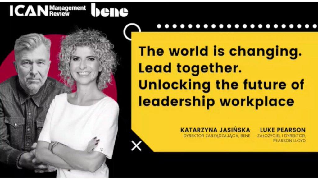Jak przestrzeń do pracywspiera przywódców wbudowaniu zaangażowanych zespołów?