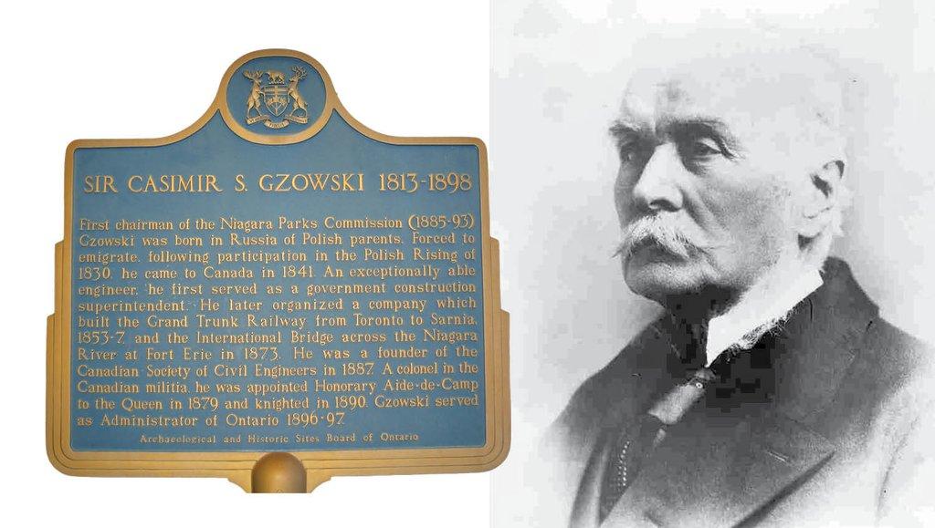Kazimierz Gzowski.Budowniczy dróg imostów