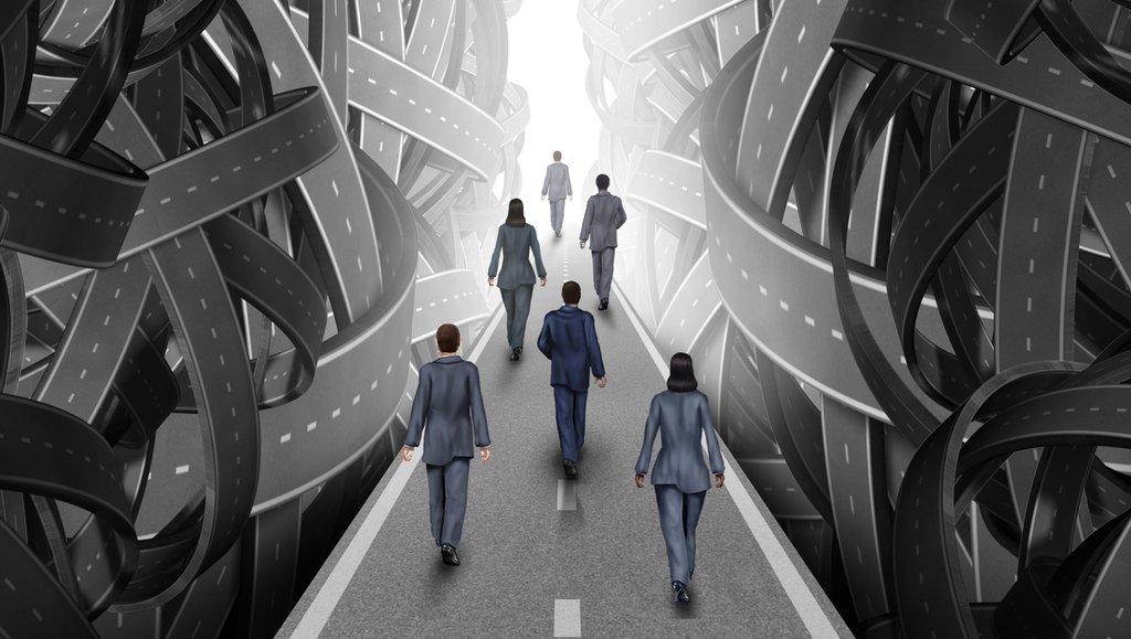 Zarządzanie kancelarią –wstylu korpo