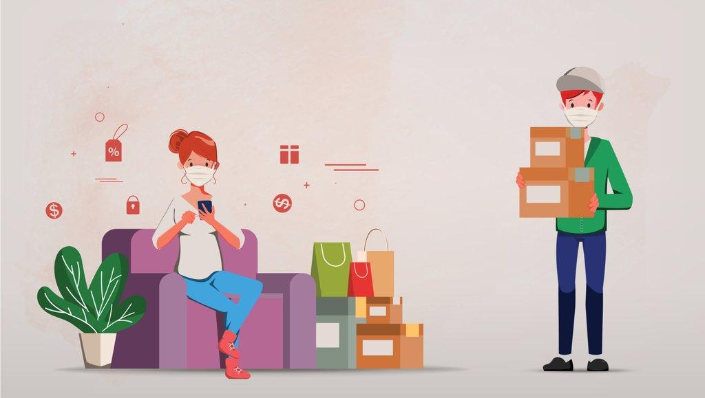 E-commerce wczasach koronawirusa