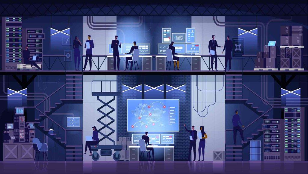 Jak zapewnić efektywną ibezpieczną pracę zdalną?