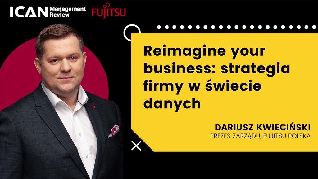 Strategia firmy wświecie danych