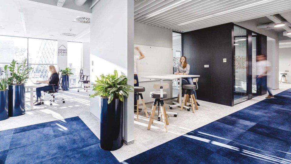 Nordea Seastory: poznaj biuro, które stało się wizytówką nie-banku
