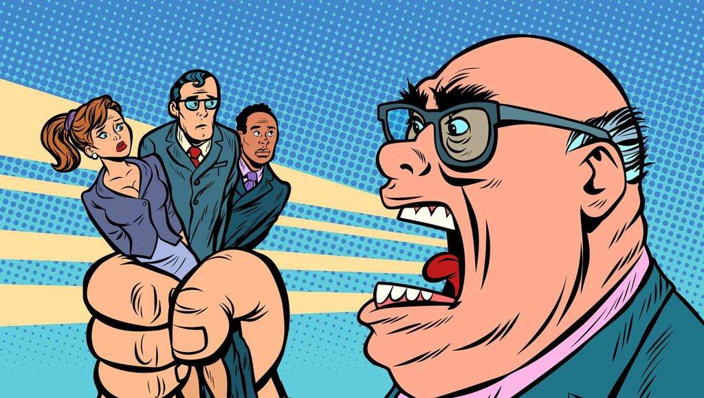 Nie przeklinaj, nie krzycz, nie obrażaj! To źle wpływa na wyniki pracy
