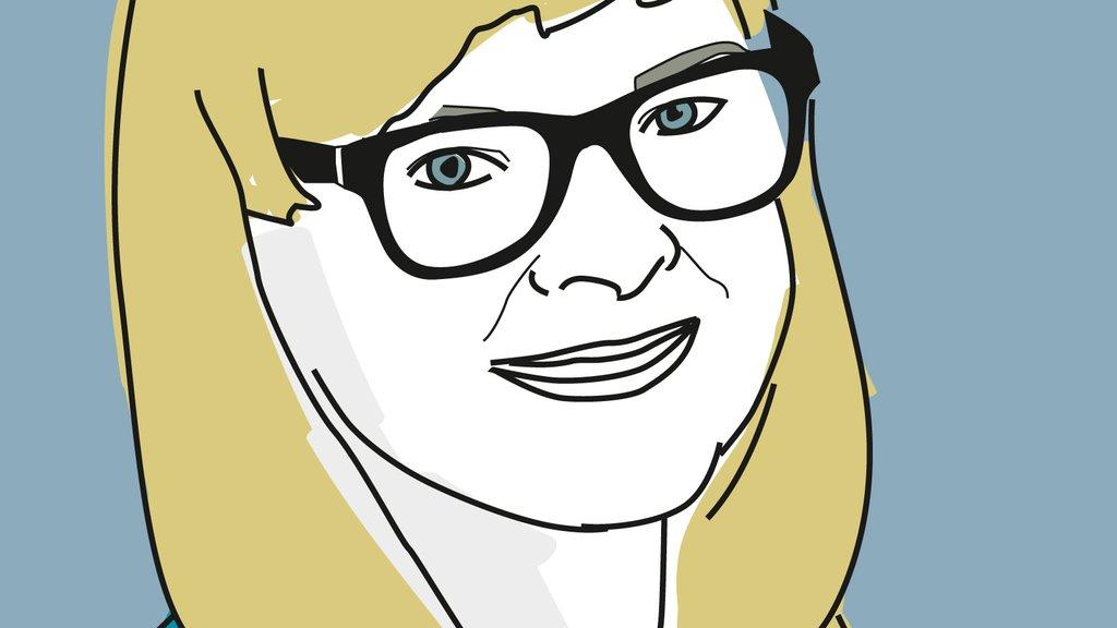 Joanna Pędzińska: Znajdźcie to, co was wyróżnia
