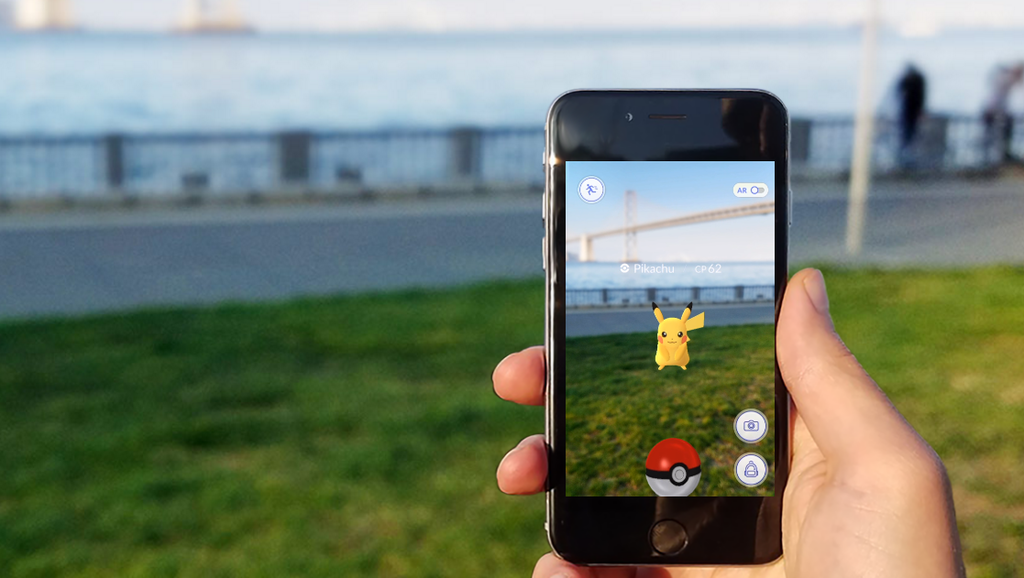 Pokémon Go, czyli jak Pikachu ispółka szturmem zdobywają świat