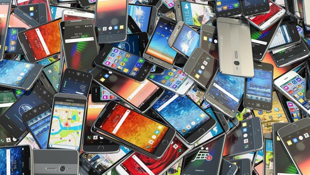 Smartfon nieodłącznym towarzyszem