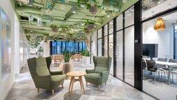 Nowe biuro Yves Rocher — naturalne imotywujące