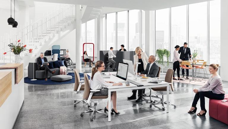 Activity Based Working: czas na zmiany wmiejscu pracy