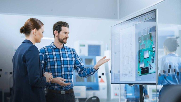 Technologia ułatwia optymalizację procesów