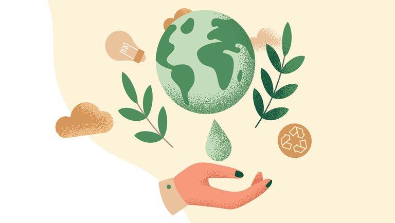 Walka ozrównoważoną przyszłość