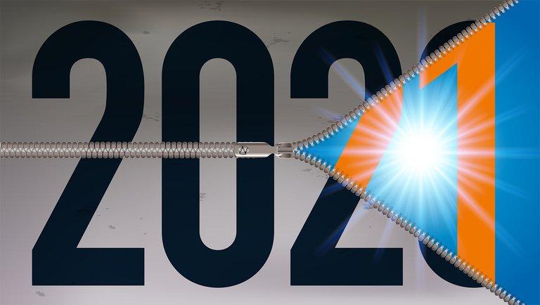 Jaki będzie rok 2021 wbiznesie? Inwestorzy optymistycznie patrzą wprzyszłość