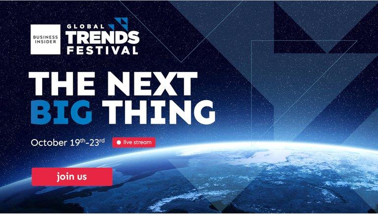 BUSINESS INSIDER Global Trends Festival