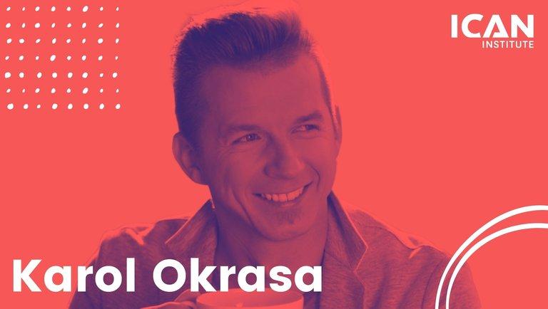 Karol Okrasa: Zawód kucharza nie polega tylko na tym, żeby przygotowywać komuś jedzenie