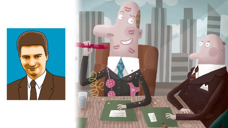 Postępowanie prezesa może mieć wpływ na ocenę firmy