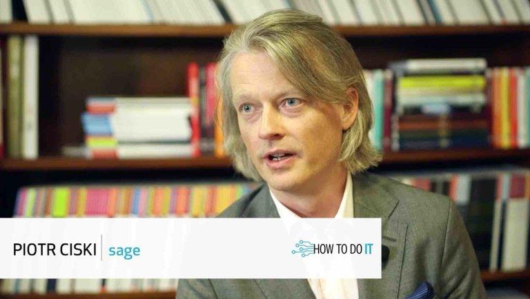Piotr Ciski: Zmiana technologiczna zaczyna sięod zmiany kultury firmy