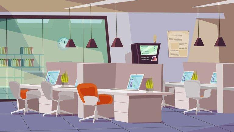 Biuro, wktórym po prostu chce się pracować!