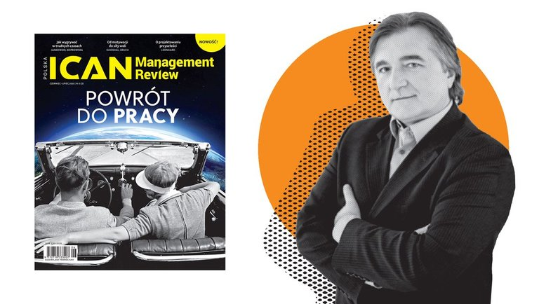 "POWRÓT DO PRACY – nowy numer ""ICAN Management Review"""