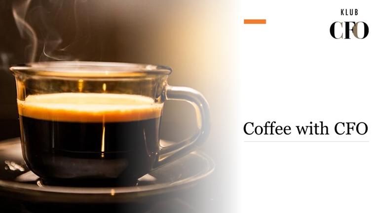 Coffee with CFO  - elitarne spotkanie dyrektorów finansowych