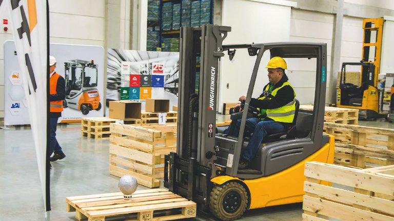 Zrównoważona logistyka wpraktyce