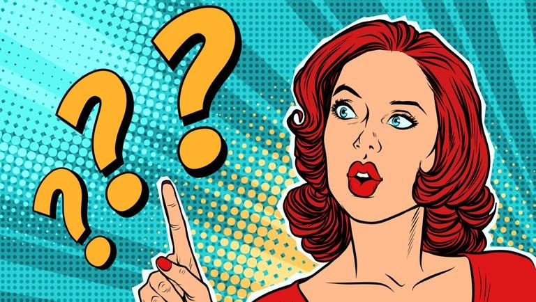 Nie bój się zadawać pytań – nawet tych zpozoru głupich iniedyskretnych