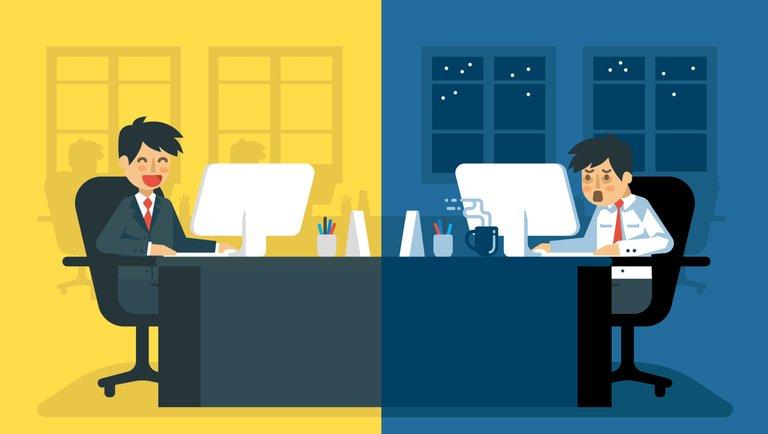 Niestety, praca wnocy zwiększa ryzyko raka