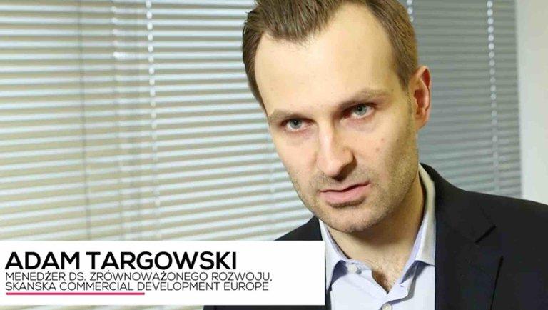 Adam Targowski: nowoczesny biurowiec musi wpisywać się wotaczającą przestrzeń