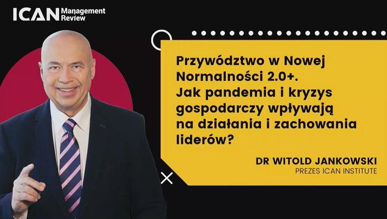 Przywództwo wNowej Normalności 2.0+