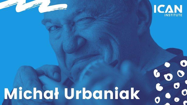 Michał Urbaniak: sztuka dobrych wibracji