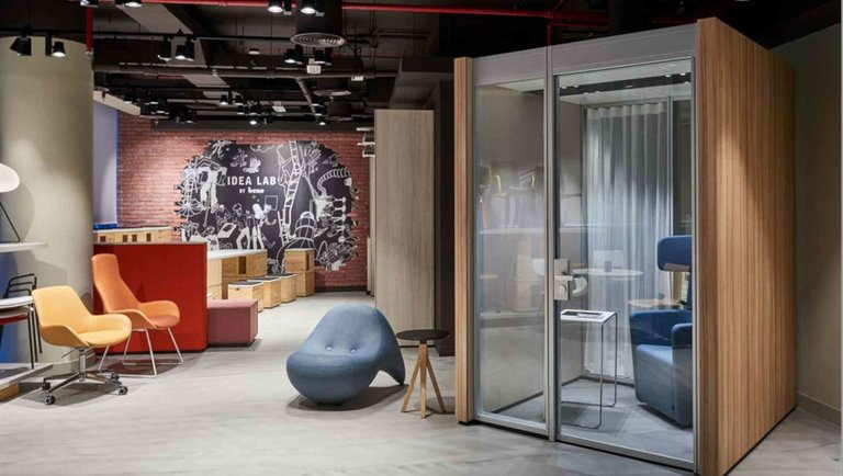 Mobilna przestrzeń dla spotkań ipracy wskupieniu