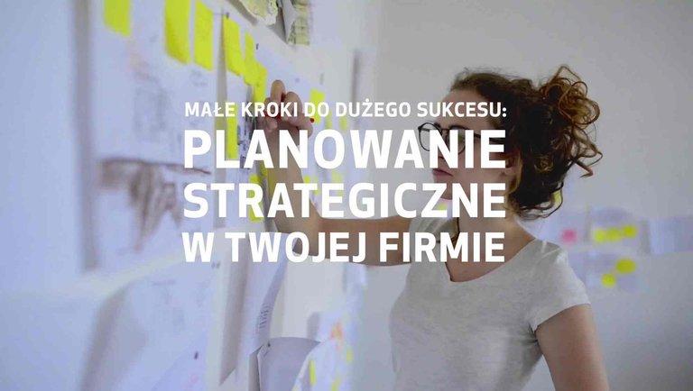Planowanie strategiczne wtwojej firmie