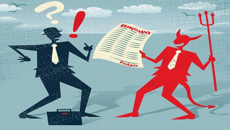 Aty za ile sprzedasz duszę korporacji? Trzy czwartePolaków jest gotowych pracować wbrew swoim przekonaniom – liczy się kasa
