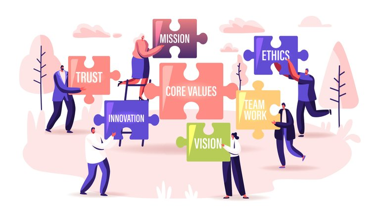 Jak wygrywać dzięki zarządzaniu przez wartości