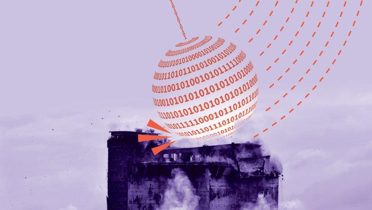 Jak firmy technologiczne burzą status quo