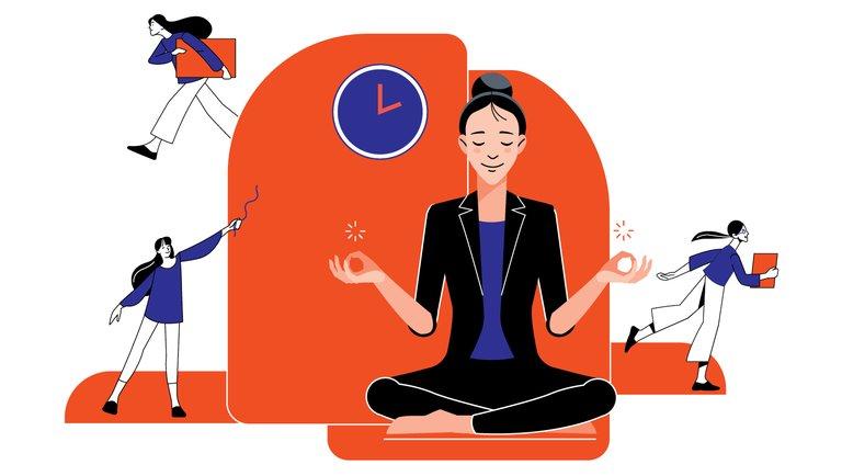 Zarządzanie sobą: zdyscyplinowane myśli