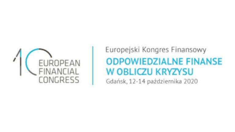 XEuropejski Kongres Finansowy –12-14 października 2020